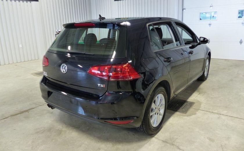2016 Volkswagen Golf Trendline A/C Gr-Électrique Bluetooth Cam #6
