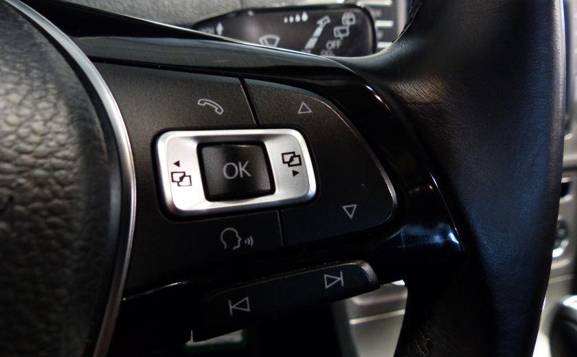 2016 Volkswagen Golf Trendline A/C Gr-Électrique Bluetooth Cam #11