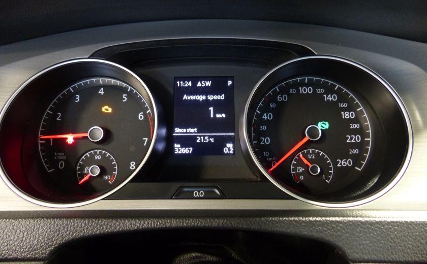 2016 Volkswagen Golf Trendline A/C Gr-Électrique Bluetooth Cam #12
