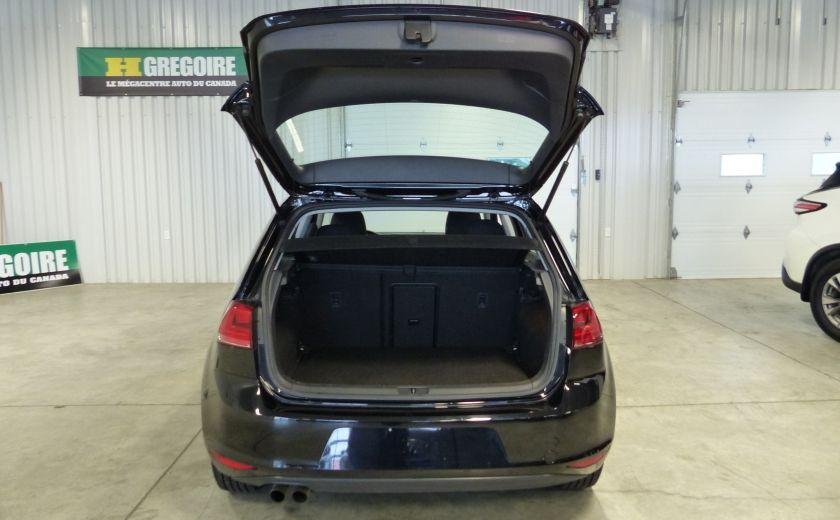 2016 Volkswagen Golf Trendline A/C Gr-Électrique Bluetooth Cam #20