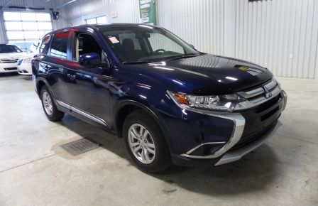 2016 Mitsubishi Outlander ES AWD A/C Gr-Électrique (Bluetooth) in Lévis