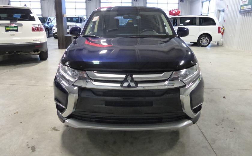 2016 Mitsubishi Outlander ES AWD A/C Gr-Électrique (Bluetooth) #1