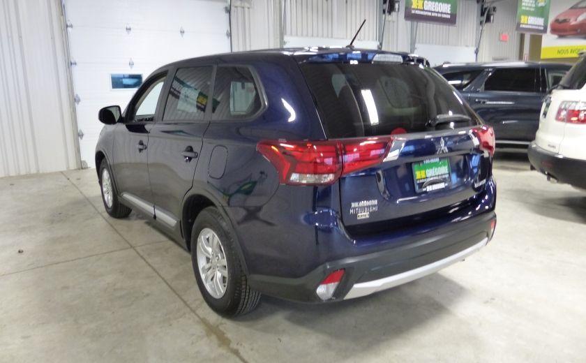 2016 Mitsubishi Outlander ES AWD A/C Gr-Électrique (Bluetooth) #4