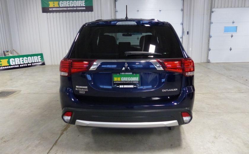2016 Mitsubishi Outlander ES AWD A/C Gr-Électrique (Bluetooth) #5