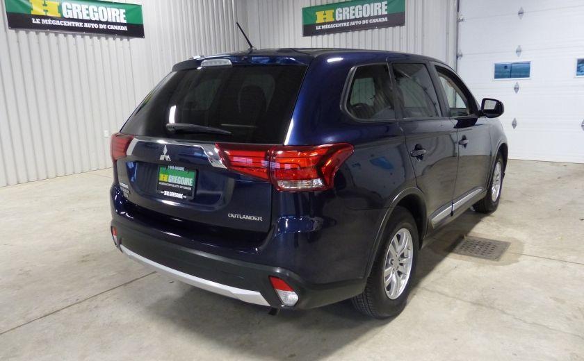 2016 Mitsubishi Outlander ES AWD A/C Gr-Électrique (Bluetooth) #6