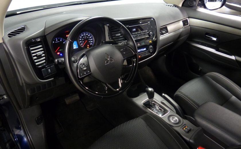 2016 Mitsubishi Outlander ES AWD A/C Gr-Électrique (Bluetooth) #8