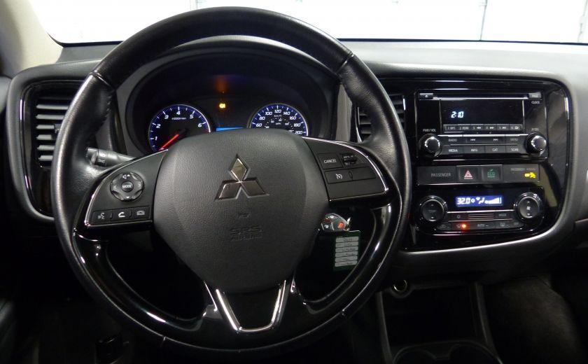 2016 Mitsubishi Outlander ES AWD A/C Gr-Électrique (Bluetooth) #9