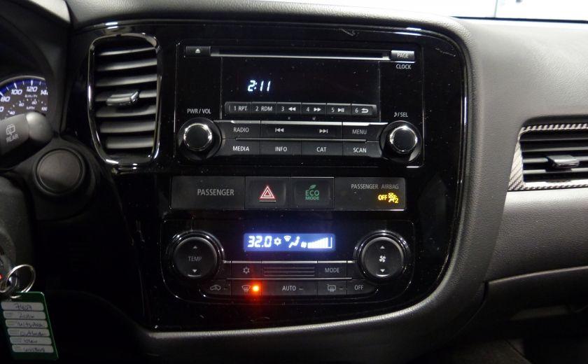 2016 Mitsubishi Outlander ES AWD A/C Gr-Électrique (Bluetooth) #14