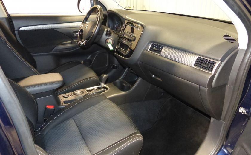 2016 Mitsubishi Outlander ES AWD A/C Gr-Électrique (Bluetooth) #24