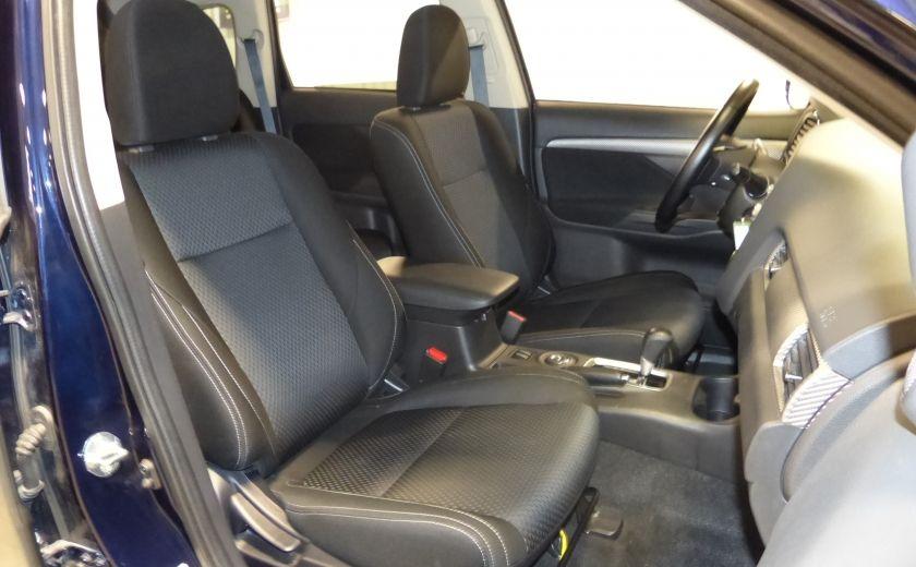 2016 Mitsubishi Outlander ES AWD A/C Gr-Électrique (Bluetooth) #25