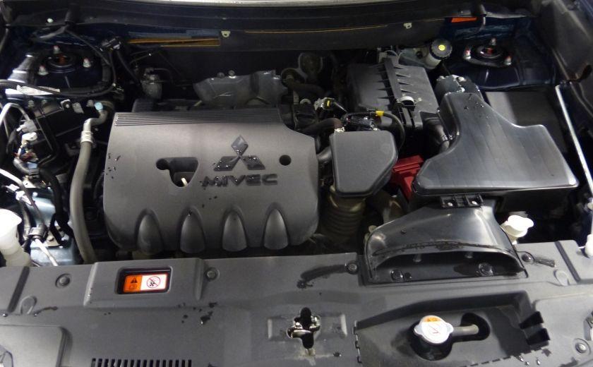 2016 Mitsubishi Outlander ES AWD A/C Gr-Électrique (Bluetooth) #26