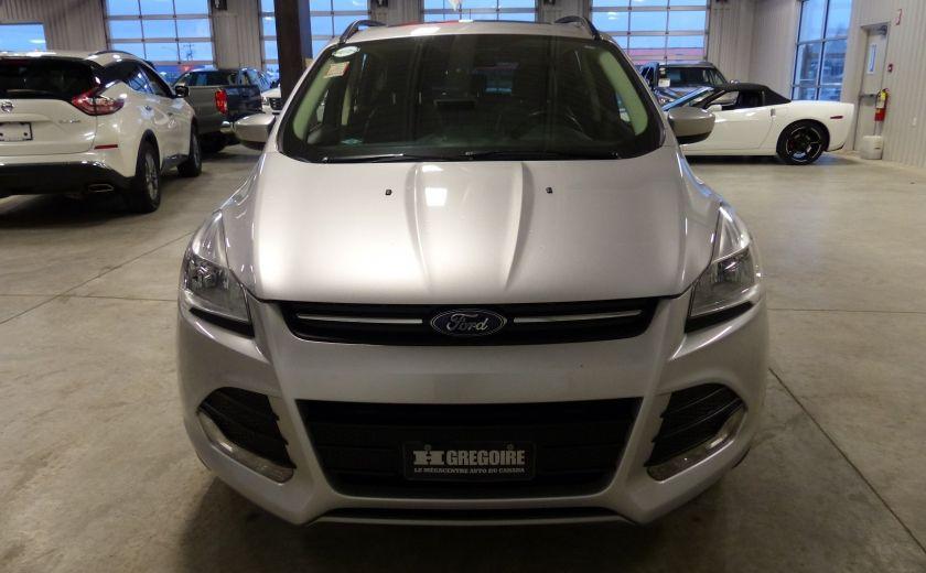 2015 Ford Escape SE 1.6T A/C Gr-Électrique (Cuir-Toit Pano-Mags) #1