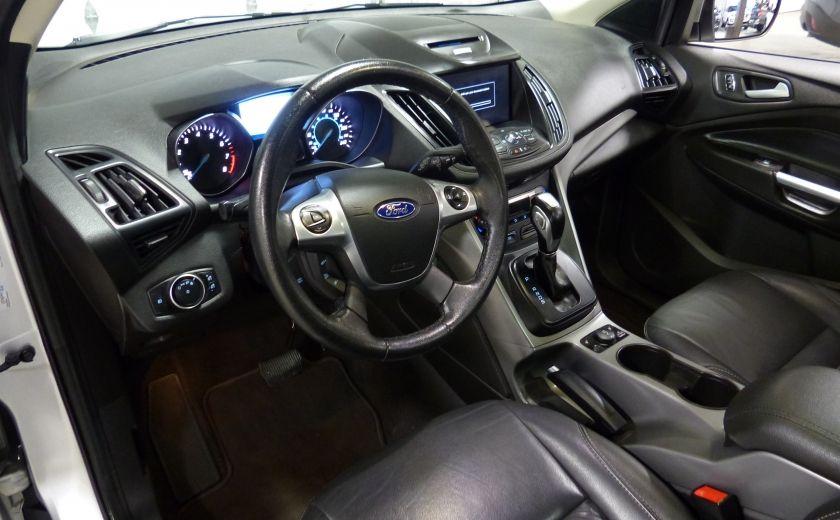 2015 Ford Escape SE 1.6T A/C Gr-Électrique (Cuir-Toit Pano-Mags) #8