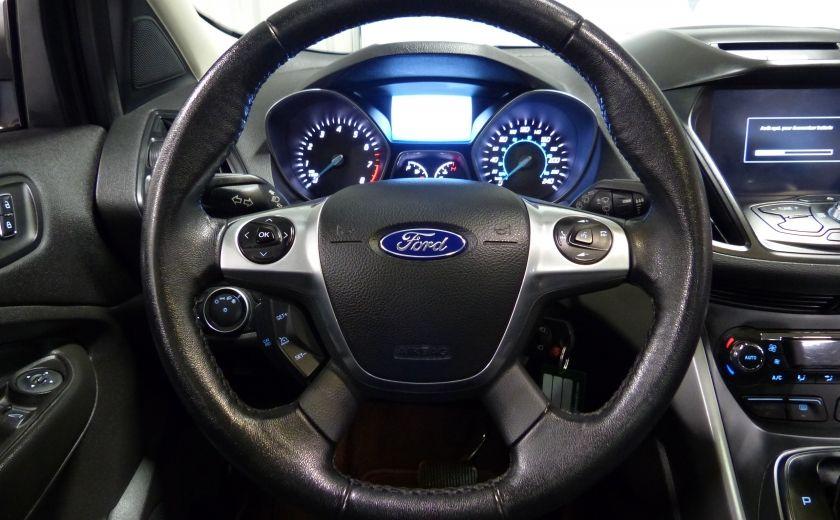 2015 Ford Escape SE 1.6T A/C Gr-Électrique (Cuir-Toit Pano-Mags) #9