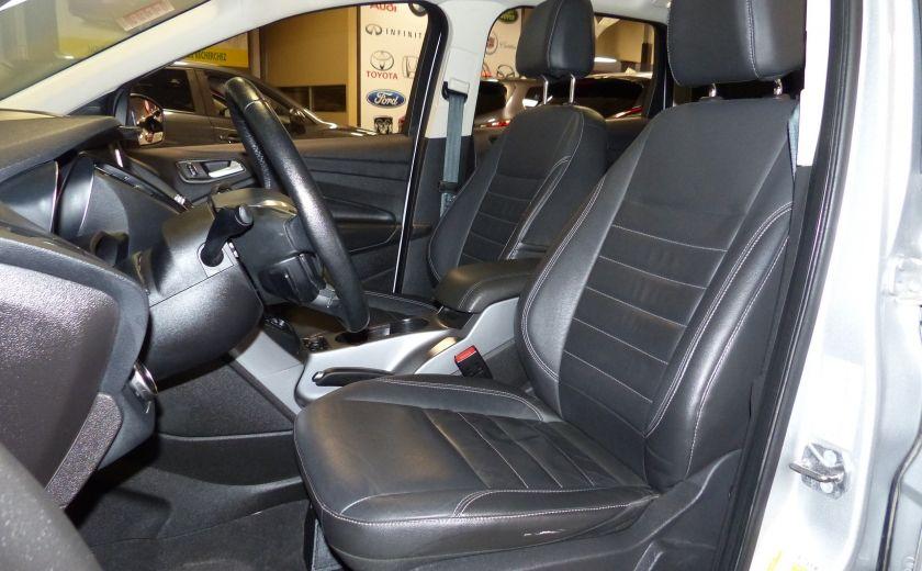 2015 Ford Escape SE 1.6T A/C Gr-Électrique (Cuir-Toit Pano-Mags) #19