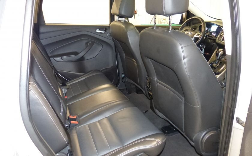 2015 Ford Escape SE 1.6T A/C Gr-Électrique (Cuir-Toit Pano-Mags) #25