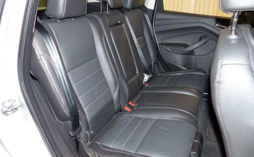 2015 Ford Escape SE 1.6T A/C Gr-Électrique (Cuir-Toit Pano-Mags) #26