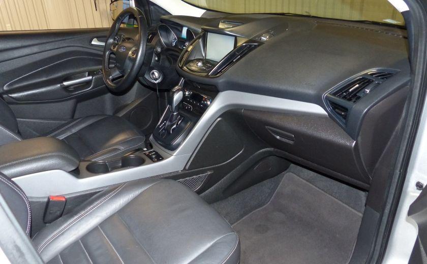 2015 Ford Escape SE 1.6T A/C Gr-Électrique (Cuir-Toit Pano-Mags) #27