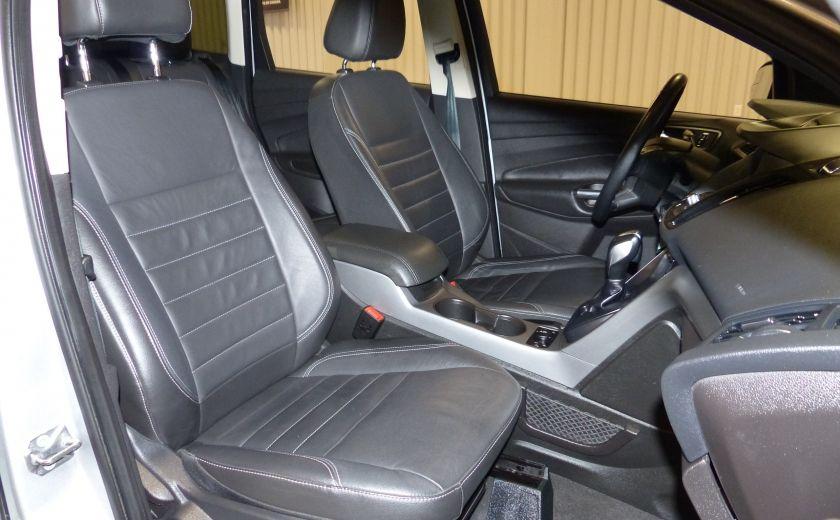 2015 Ford Escape SE 1.6T A/C Gr-Électrique (Cuir-Toit Pano-Mags) #28