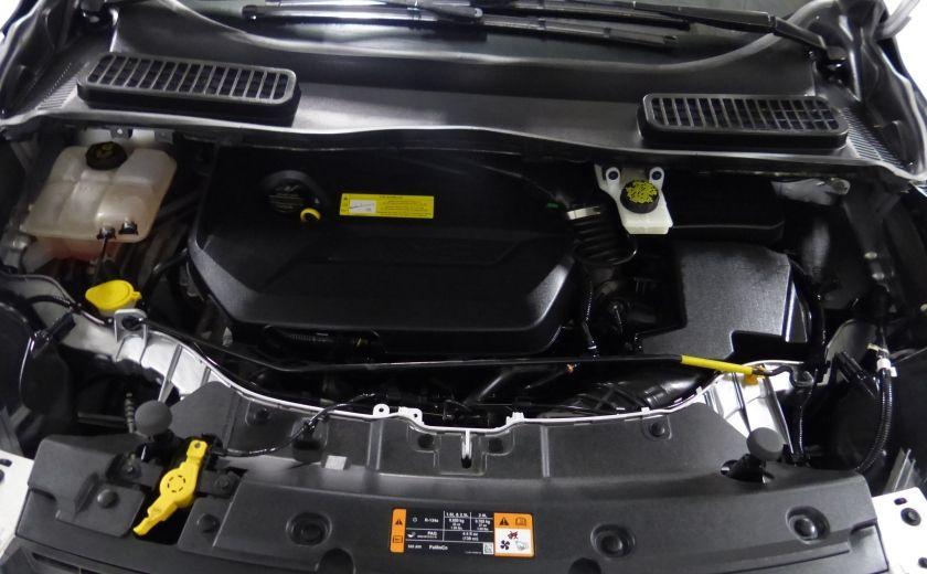 2015 Ford Escape SE 1.6T A/C Gr-Électrique (Cuir-Toit Pano-Mags) #29