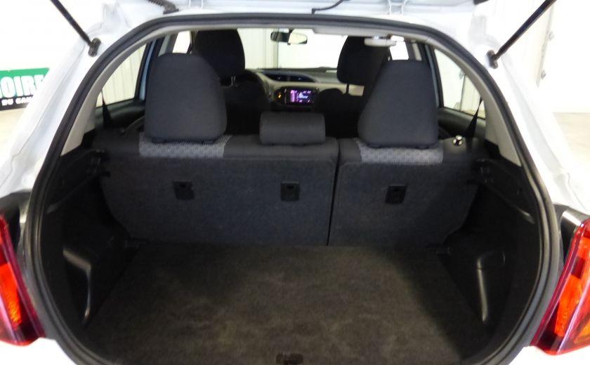 2015 Toyota Yaris LE Hachback A/C Gr-Électrique #19