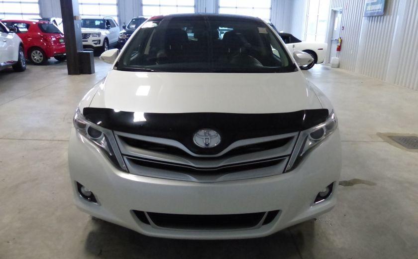 2013 Toyota Venza V6 AWD A/C Gr-Électrique (Cuir-Toit-Nav) #1