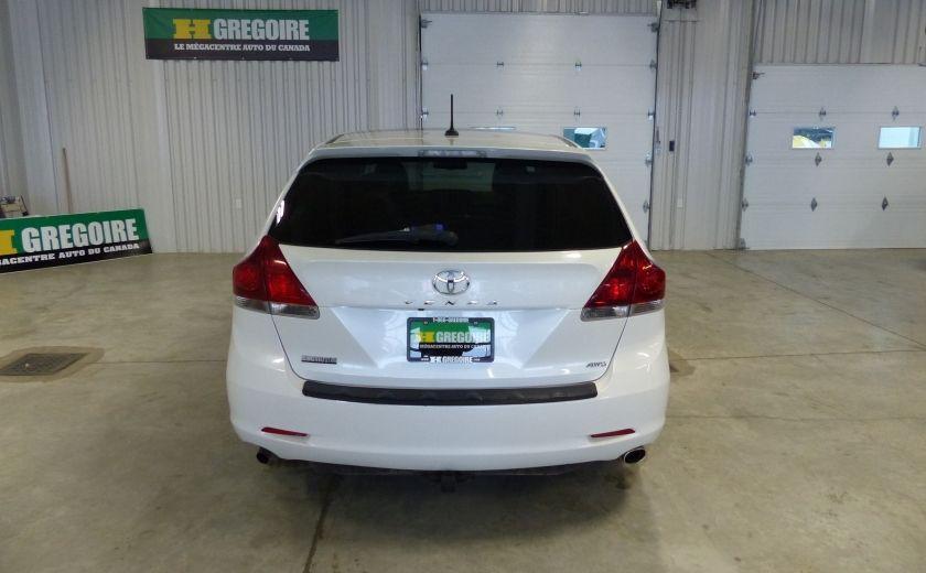 2013 Toyota Venza V6 AWD A/C Gr-Électrique (Cuir-Mags) #5