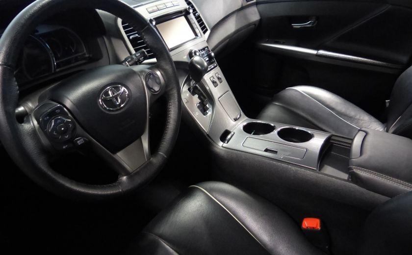 2013 Toyota Venza V6 AWD A/C Gr-Électrique (Cuir-Toit-Nav) #8