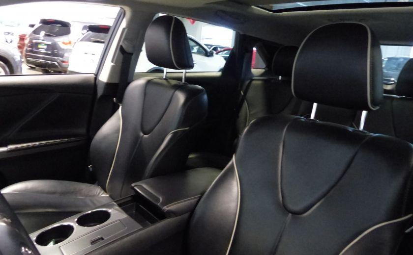 2013 Toyota Venza V6 AWD A/C Gr-Électrique (Cuir-Mags) #9