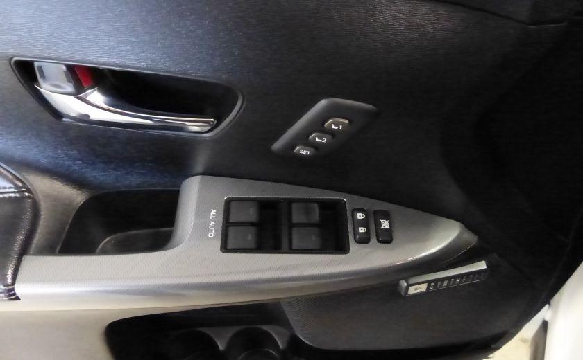 2013 Toyota Venza V6 AWD A/C Gr-Électrique (Cuir-Mags) #11