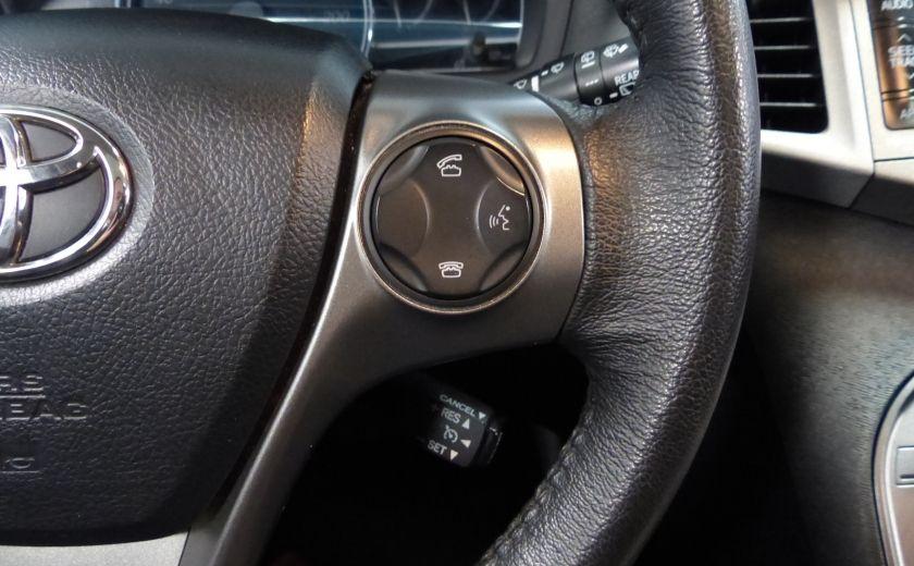 2013 Toyota Venza V6 AWD A/C Gr-Électrique (Cuir-Toit-Nav) #15