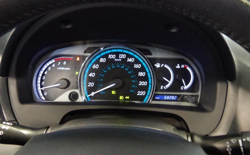 2013 Toyota Venza V6 AWD A/C Gr-Électrique (Cuir-Mags) #17