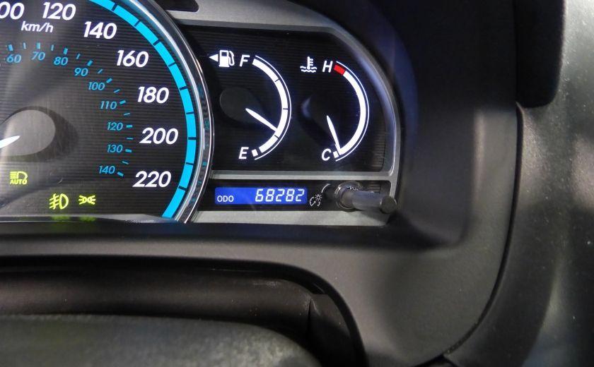 2013 Toyota Venza V6 AWD A/C Gr-Électrique (Cuir-Mags) #18