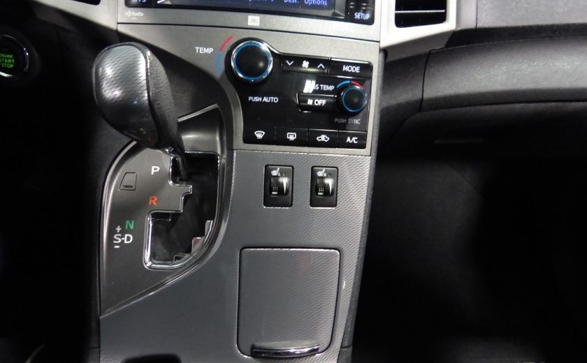 2013 Toyota Venza V6 AWD A/C Gr-Électrique (Cuir-Mags) #20