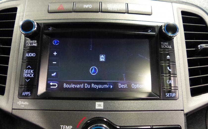 2013 Toyota Venza V6 AWD A/C Gr-Électrique (Cuir-Mags) #22