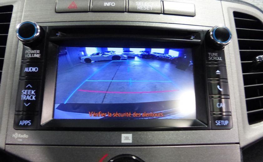 2013 Toyota Venza V6 AWD A/C Gr-Électrique (Cuir-Mags) #23