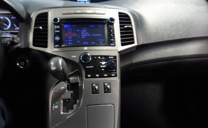 2013 Toyota Venza V6 AWD A/C Gr-Électrique (Cuir-Mags) #24