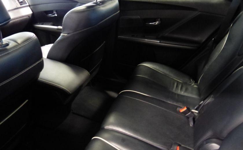 2013 Toyota Venza V6 AWD A/C Gr-Électrique (Cuir-Toit-Nav) #25