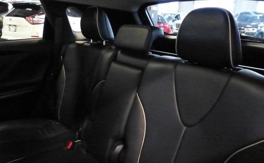 2013 Toyota Venza V6 AWD A/C Gr-Électrique (Cuir-Toit-Nav) #26