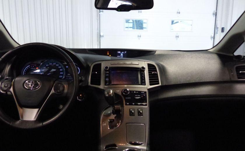 2013 Toyota Venza V6 AWD A/C Gr-Électrique (Cuir-Toit-Nav) #28