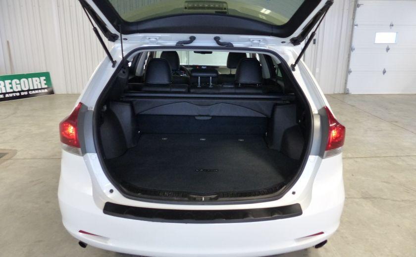 2013 Toyota Venza V6 AWD A/C Gr-Électrique (Cuir-Mags) #29