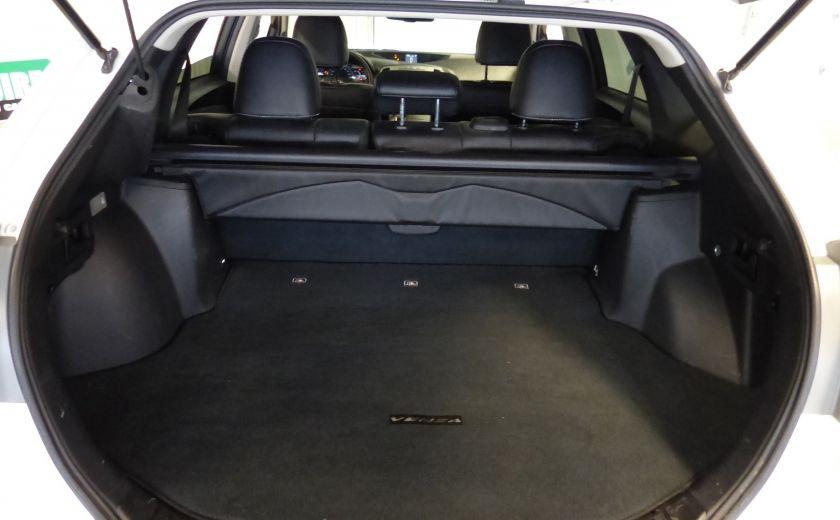 2013 Toyota Venza V6 AWD A/C Gr-Électrique (Cuir-Mags) #30