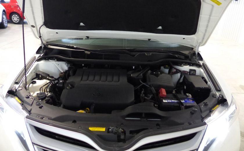 2013 Toyota Venza V6 AWD A/C Gr-Électrique (Cuir-Mags) #32