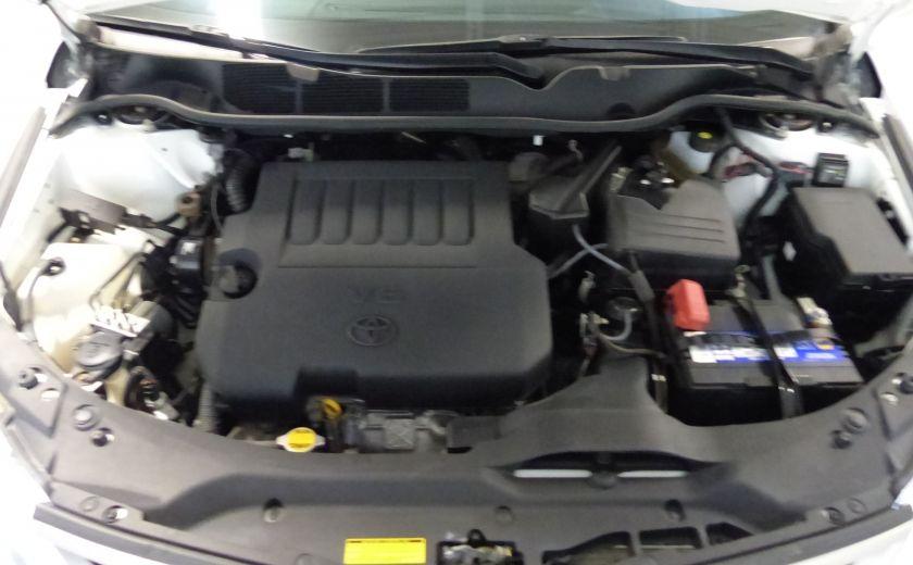 2013 Toyota Venza V6 AWD A/C Gr-Électrique (Cuir-Mags) #33
