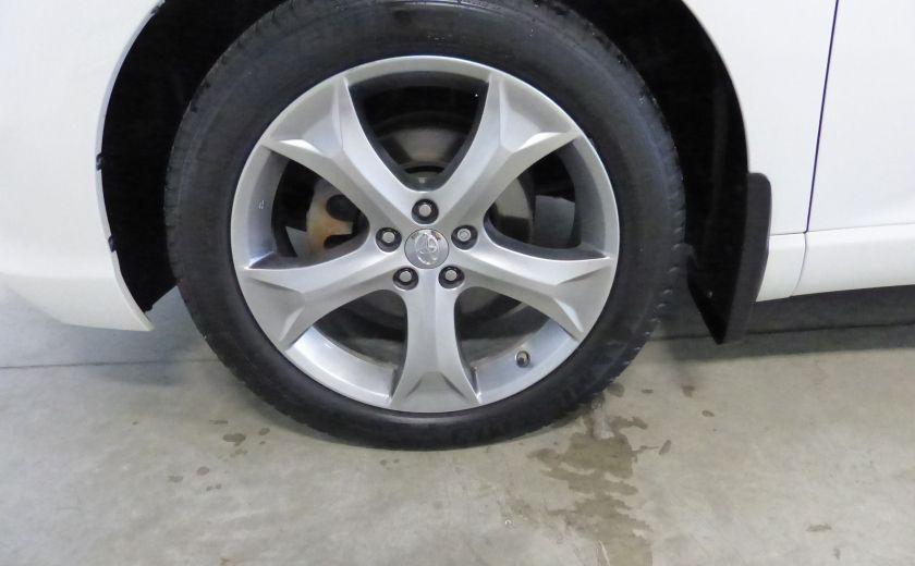 2013 Toyota Venza V6 AWD A/C Gr-Électrique (Cuir-Toit-Nav) #34