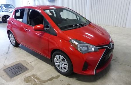 2015 Toyota Yaris LE A/C Gr-Électrique Bluetooth in Rimouski