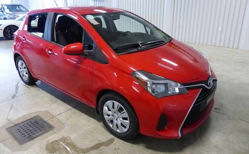 2015 Toyota Yaris LE A/C Gr-Électrique Bluetooth #0