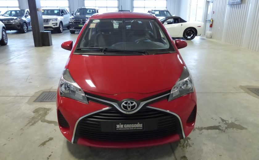 2015 Toyota Yaris LE A/C Gr-Électrique Bluetooth #1