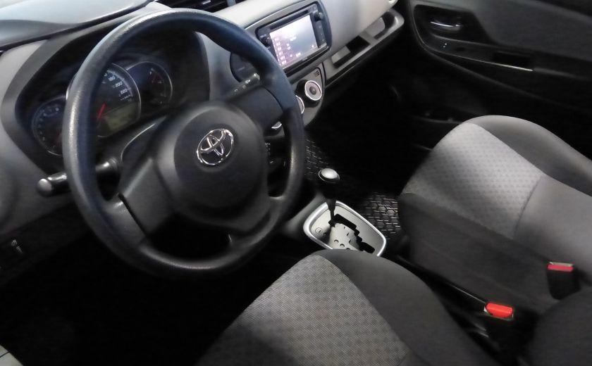 2015 Toyota Yaris LE A/C Gr-Électrique Bluetooth #8
