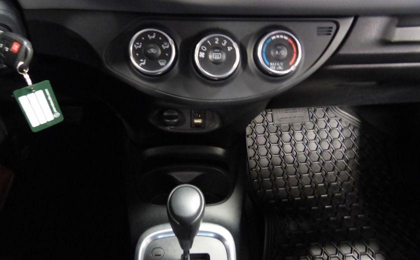 2015 Toyota Yaris LE A/C Gr-Électrique Bluetooth #15